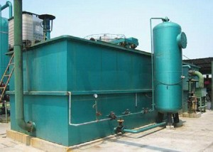 Slaughtering Sewage Treatment Plant