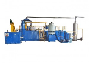 XGH-1000 Type Compact shanduro Machine