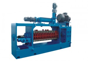 Factory For Pellet Extruder Machine -