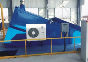 Factory source Vehicle Shot Blasting Machine -