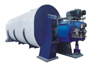 Disc dryer
