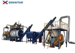 Animal Waste Rendering Plant